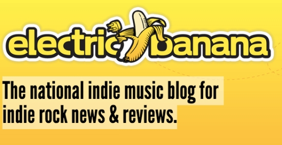electric banana logo
